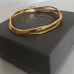 🌟NEW🌟Gorjana gold bangle bracelet